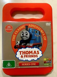 The Classic Adventures Of Thomas & Friends Series One 26 Episodes -DVD Free Post