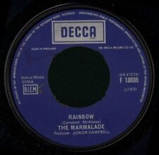 "The Marmalade(7"" Vinyl)Rainbow-Decca-F 13035-UK-1970-VG/VG+"
