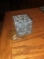 Star Trek Micro Machines Borg Cube with Stand TNG