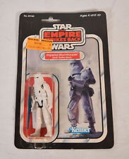 Star Wars ESB Imperial Stormtrooper Hoth Kenner 1980 31 Back MOC New