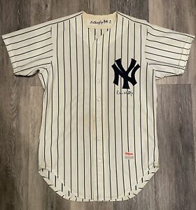 Don Mattingly Signed New York Yankees Home Jersey