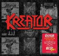 Kreator Love US O Odio US The Very Best Of Il Noise Anni 1985-1992 Nuovo CD