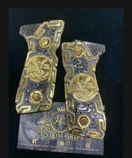 Beretta Fs92 Fs96 Hand Made Gold Platted De Lujo