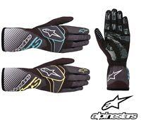Alpinestars Tech-1 K Race V2 Carbon Karting Go-Kart Gloves 2020 Oval Racing S-XL