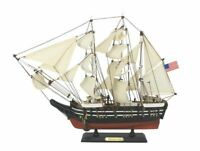 """Wooden Moby Dick - Pequod Model Whaling Boat 15"""""""