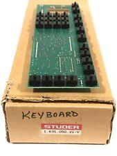 Studer 1.631.050.21-V Keyboard D731 D730?