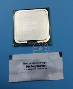 Intel Core 2 E8500 3.16Ghz 6M/1333 Dual Core LGA775 CPU Processor SLAPK SLB9K