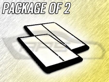 AIR FILTER AF5800 FOR 2007 2008 2009 SOLSTICE SKY PACKAGE OF TWO