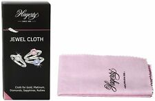 Hagerty Jewel Cloth Impregnated Fabric for Cleaning Polishing Gold Diamonds Ruby