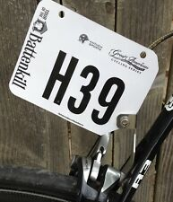 Number Plate Holder, Cycling -- Racing, Gran Fondos, Charity Rides: Made in USA