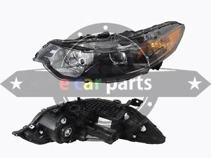 HONDA ACCORD EURO CU 2/2008-2014  LEFT HAND SIDE HEADLIGHT NEW