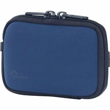 NEW Lowepro - Sausalito 20 Camera Case w/ Zipper - Blue/Black