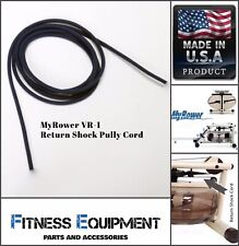 FITNESS REPAIR SPARE PARTS - MyRower ROWER VR1 Return Pulley Cord INTERN'L SHIP