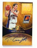 2016-17 Panini Gold Standard Tom Gugliotta AUTO Card, AU SP #/79, Suns Legend!