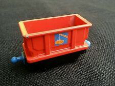 Chuggington diecast Train red loader Car Learning Curve