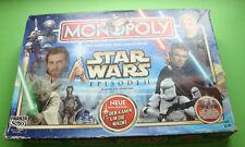 Monopoly - Star Wars Episode II Sammler Ausgabe