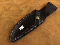 Handmade Leather Sheath for Custom Knife-Knife Sheath Cover Pouch- BGS2