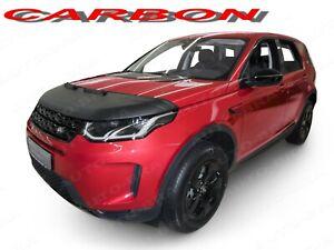 CARBON BONNET BRA fits Land Rover Discovery Sport L550 since 2015 STONEGUARD