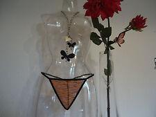 ♥ Hot ♥ Sexy ♥ Transparente ♥ Damen STRING ♥ Gr. S (36-38) ♥ NEU ♥.-,