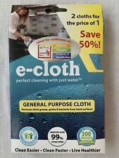 e-cloth General Purpose Two Pack