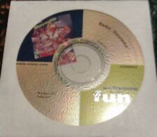 MATTEL BARBIE STORYMAKER CREATE ANIMATED MOVIES CD-ROM PC GAME 2000
