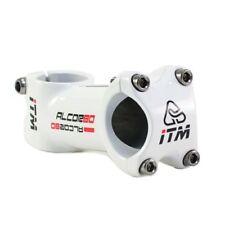 ITM ALCOR 80 Alloy Stem 31.8 x 100mm , White