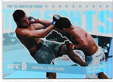 Tyson Griffin Rafael Dos Anjos 2010 Topps UFC Main Event Top 10 Fights 2009 # 27