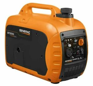 Lightly Used - Generac 7129 GP3000i Inverter Generator - Household, camping, RV