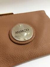 HOT $_$ MIMCO SMALL MIM POUCH WALLET Insignia honey FREE ^_^ EXPRESS POST