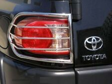TOYOTA FJ CRUISER STAINLESS STEEL TAIL LIGHT GUARD 2007-2012