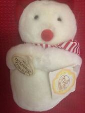 The Heritage Collection Ganz Bros - Peluches - Pupazzo di Neve - 15cm - Nuovo