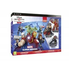 Disney Infinity 2.0 Marvel Superheroes Starter Pack Ps3 Game