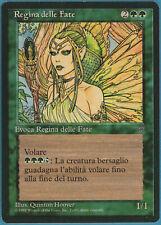 Pixie Queen Legends (ITALIAN) MINT Green Rare MAGIC CARD (ID# 92996) ABUGames