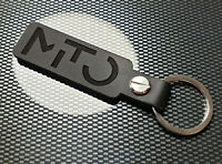 Alfa Romeo MITO Leather Keyring Keychain Veloce Distinctive JTDM Cloverleaf 1.4