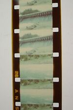 YELLOWSTONE HOME MOVIE COLOR 16MM FILM ROLLED NO REEL D47