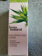 Instanatural hyaluronic acid serum 2oz