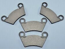 NEW BONDED REAR BRAKE PADS POLARIS RZR XP 900 EFI (2011-13) RZR 900 (2014)