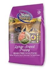 Nutrisource Grain Free ( Turkey ) Large Puppy 30Lb