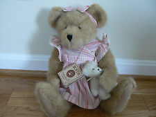 Marie Bearsdale with Jenna-Boyds Bears #99083V *Hard to Find*