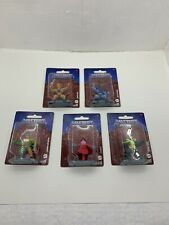 He-Man Micro Collection Masters of the Universe Mini Figures Complete Set of 5