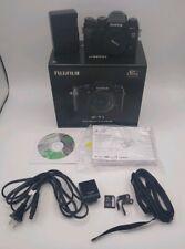 Fujifilm X-T1 Mirrorless 16MP Digital Camera - Black Fast Free Shipping
