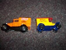 VINTAGE 1989 MATCHBOX 1971 MODEL T FORD KELLOGG'S CORN POPS CARs and frosted min