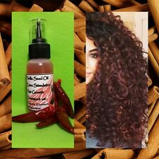 Perilla Seed Oil Stimulating Hair Loss/Fast Growth Treatment - Cayenne Cinnamon