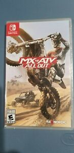 MX vs ATV All Out - Nintendo Switch BRAND NEW