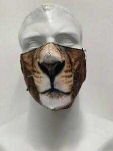 Animal Face Masks Mask Pig/Lion/Tiger/Pug/Border Collie/Dog Novelty