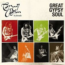 Tommy Bolin and Friends Great Gypsy Soul LP Vinyl 33rpm
