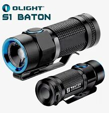 Olight S1 Baton CREE XM-L2 LED 500 Lumens EDC HVAC flashlight OL-S1
