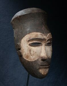 Igbo Face Mask, Nigeria, African Tribal Arts, West African Tribal Art.