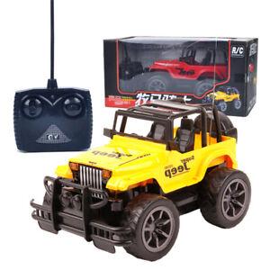 Creative Remote Control Jeep Car Baby Kids Sports Boy Toys BirthdaRSDE W0HWYBPA