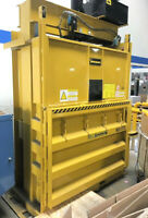 Harmony M60STD Industrial Hydraulic Vertical Baler Baling System - Stock# CO028